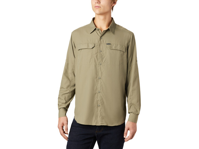 Columbia Silver Ridge 2.0 Chemise manches longues Homme, sage